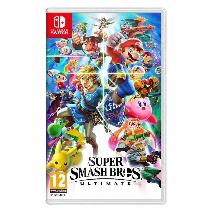 Super Smash Bros. ultimate (FR)