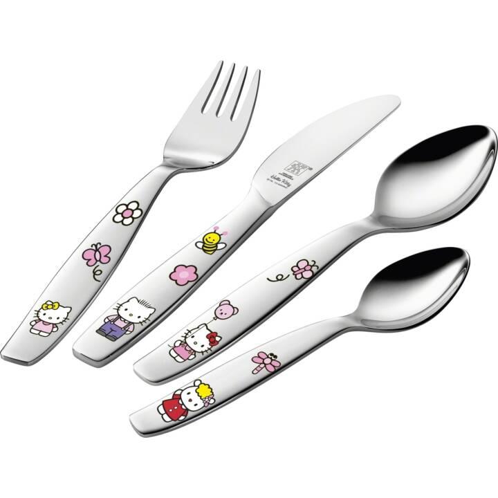 ZWILLING Kinderbesteck Hello Kitty (4 Stk.)