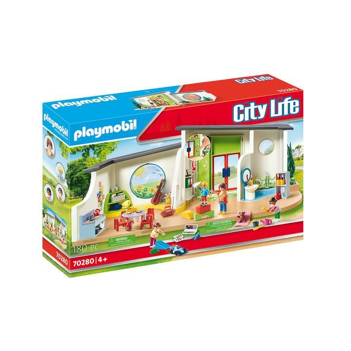 PLAYMOBIL City Life KiTa Asilo Arcobaleno (70280)