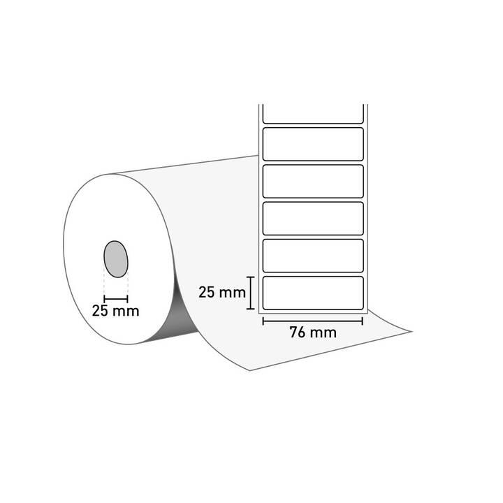 Etichette ZEBRA Etichette Z-Select 2000D, 800263-105, 30960 etichette