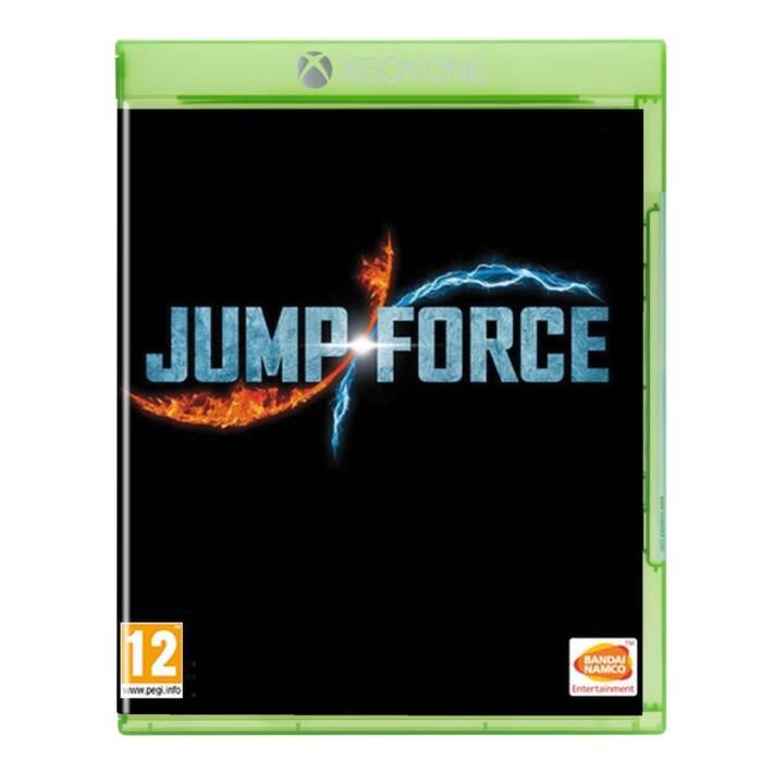 Jump Force (DE, EN, FR, IT)