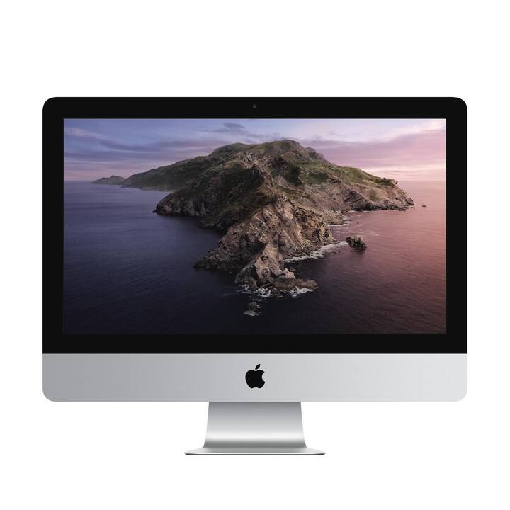APPLE iMac Retina 4K (2019) (Intel Core i3, 16 GB, 256 GB SSD, Argent)