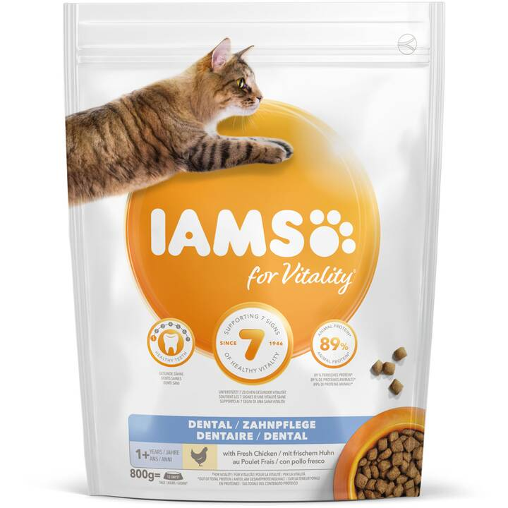 IAMS Vitality Alimentation sèche (800 g)