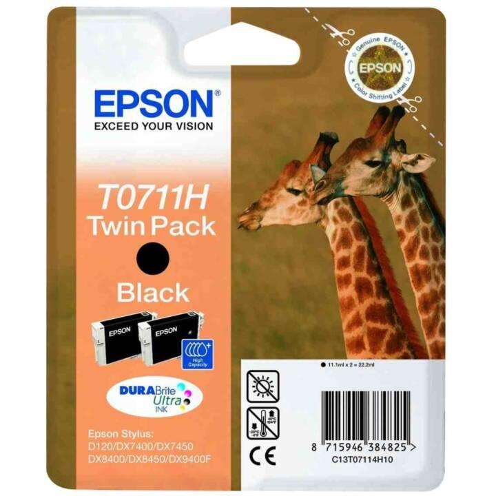 EPSON T0711 confezione doppia