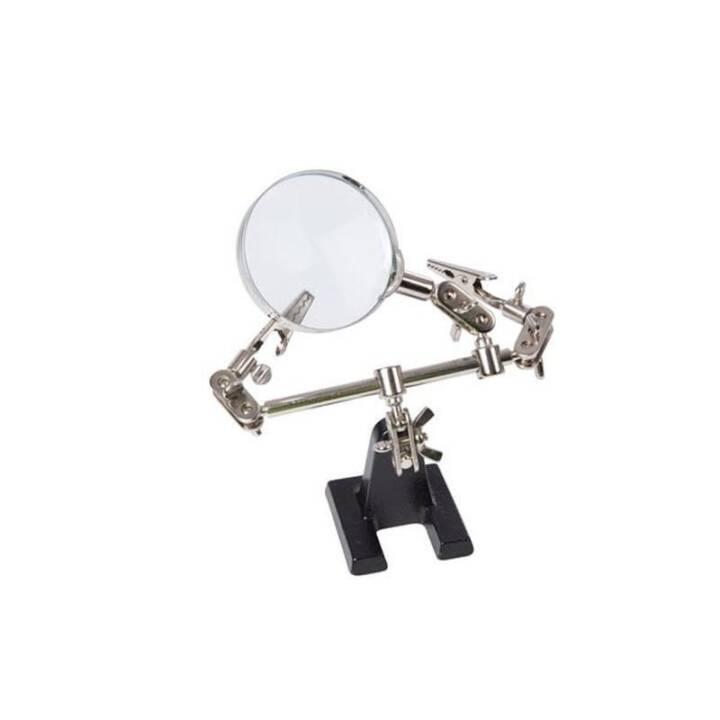 VELLEMAN Lampada con lente d'ingrandimento VTHHN