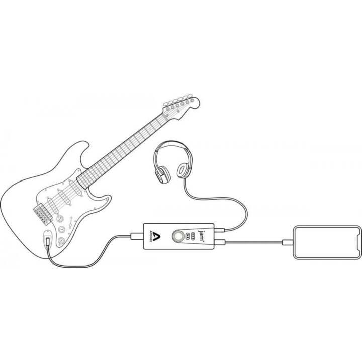 APOGEE Audiointerface Jam+