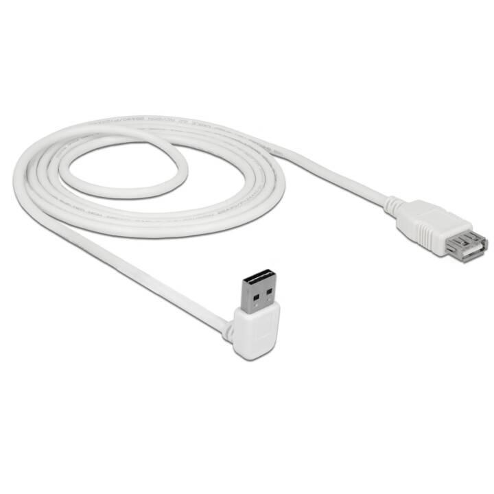 DELOCK Easy USB-Verlängerungskabel - 2 m