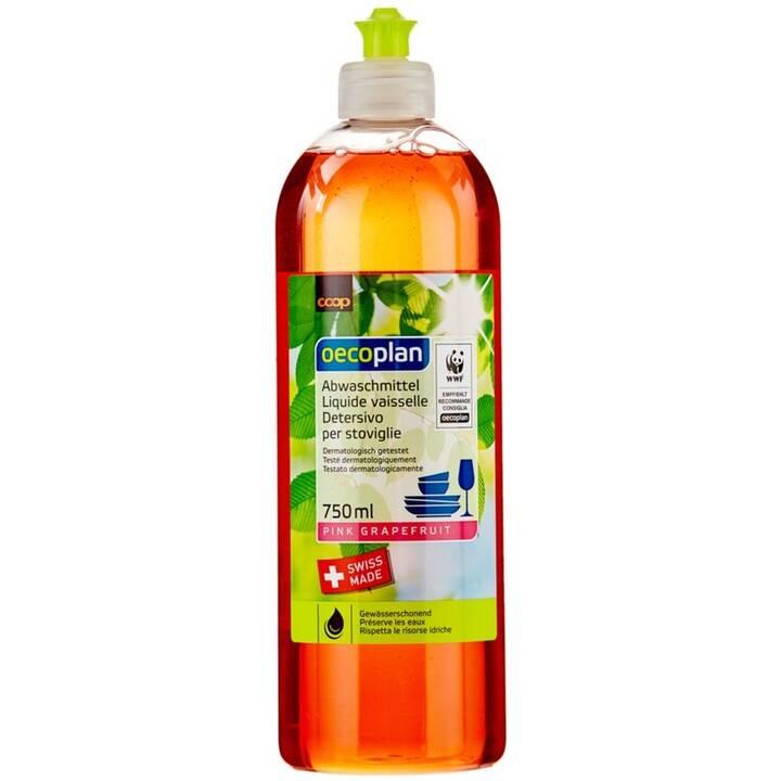 OECOPLAN Liquide vaisselle Pink Grapfruit (750 ml, Liquide)