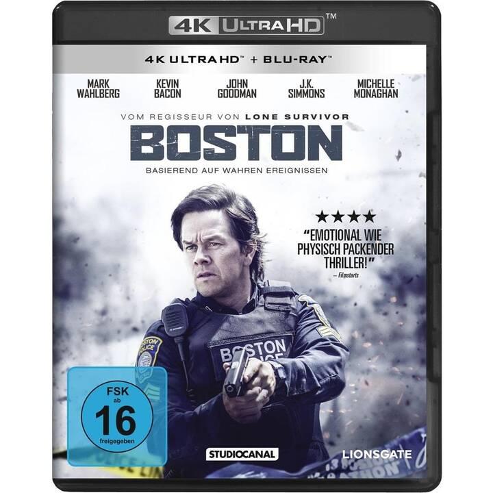 Boston (4K Ultra HD, DE, EN)