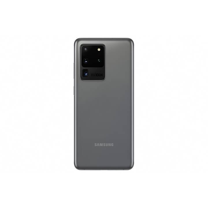 """SAMSUNG Galaxy S20 Ultra (5G, 6.9"""", 128 GB, 108 MP, Cosmic Gray)"""