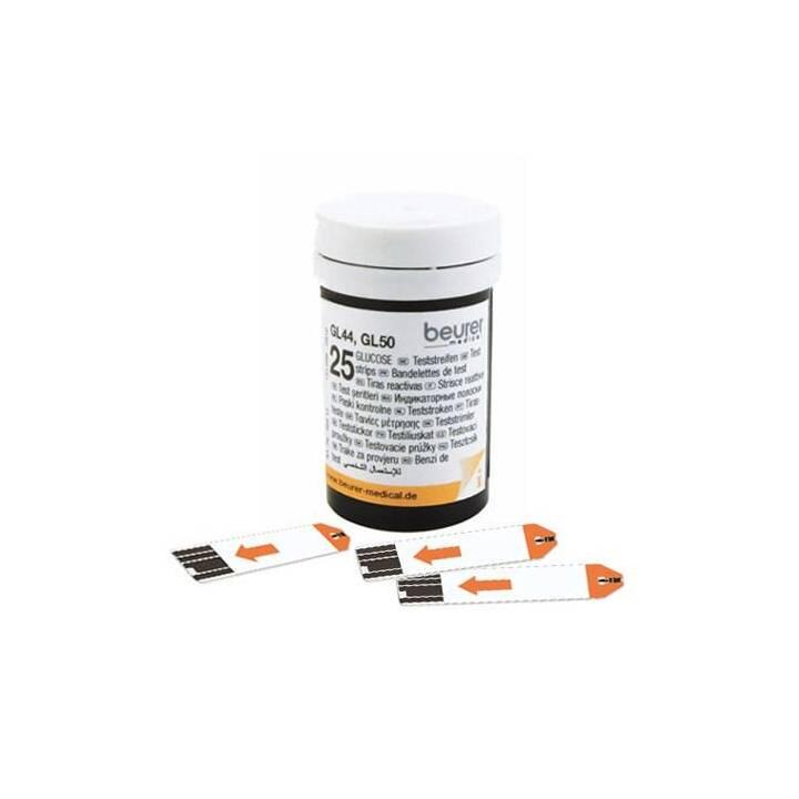 BEURER Striscia reattiva GL44/50 (2  x 25 pezzo)