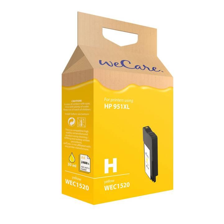 WECARE WEC1520 (Gelb, 1 Stück)