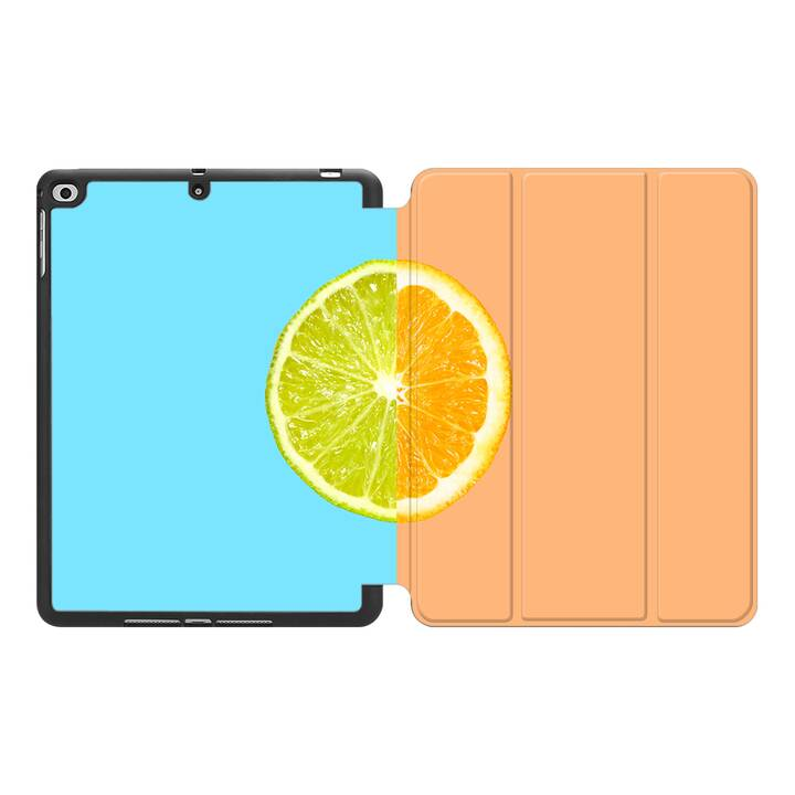 "EG MTT Coque pour Apple iPad Air 3 2019 10.5"" - Fruit"