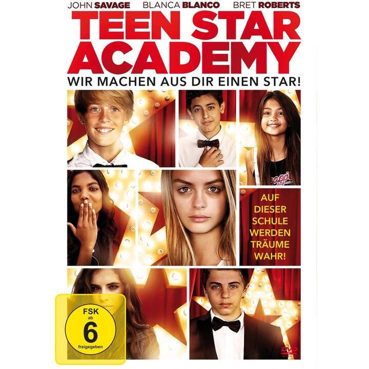 Teen Star Academy - Wir machen aus dir einen Star! (IT, DE)