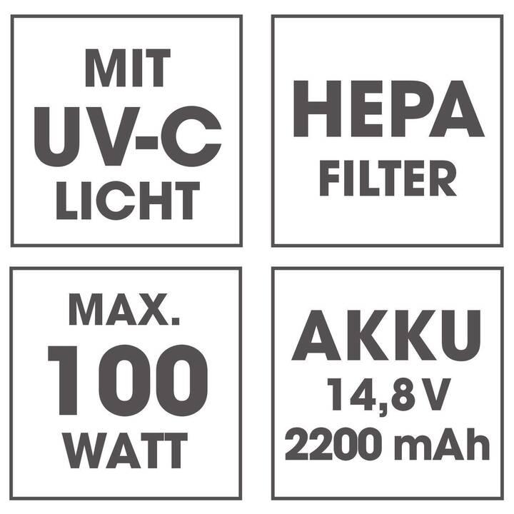 MAXX WORLD Pulitore materasso Acari (senza sacchetto, 100 W)