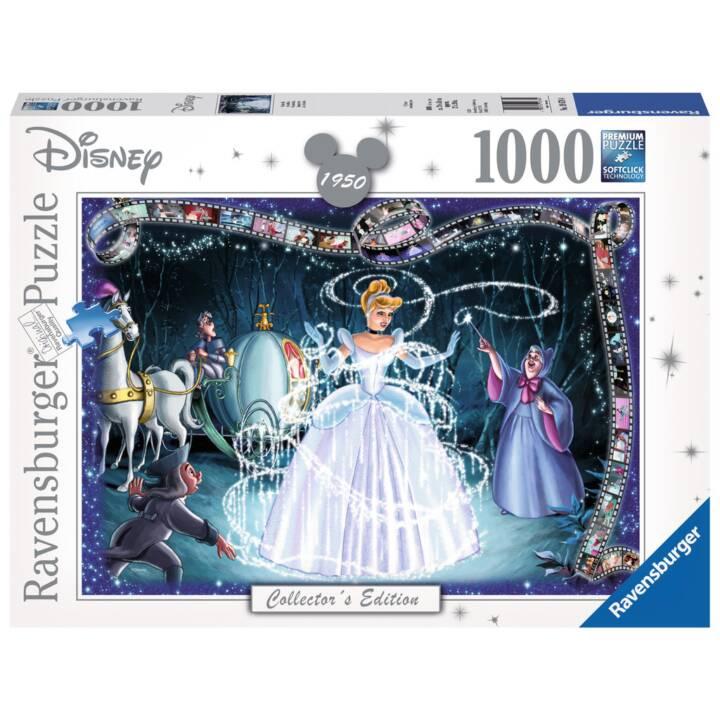 RAVENSBURGER Cinderella Puzzle, 1000 Stk.