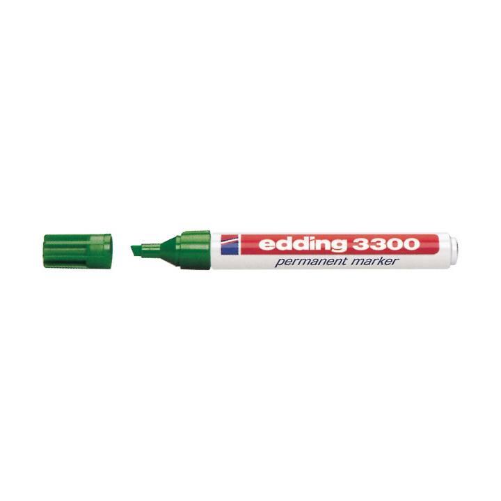EDDING Marcatore permanente 3300 verde