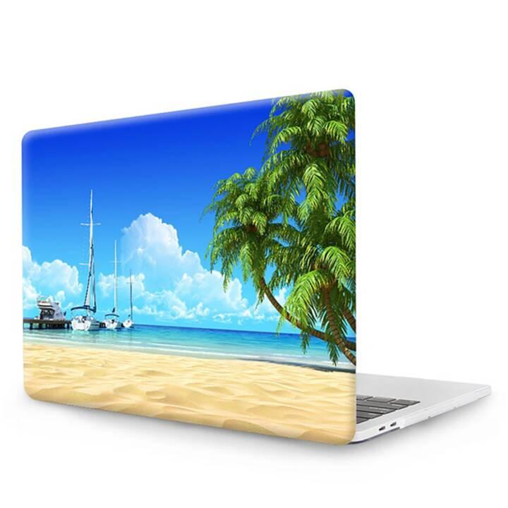 "EG MTT Cover pour MacBook Pro 13"" CD ROM - Seascape"