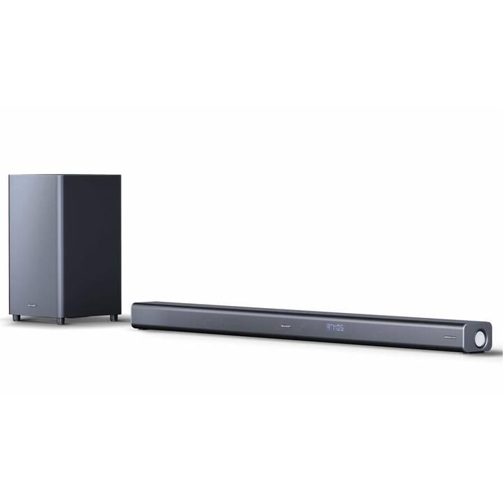 SHARP HT-SBW800 (570 W, Nero, 5.1.2 canale)