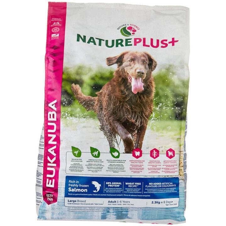 EUKANUBA NaturePlus+ Alimentation sèche (Adulte, 2.3 kg)