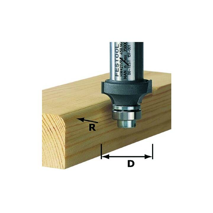 FESTOOL Trapano fresa HW R3-OFK 500 (27 mm)