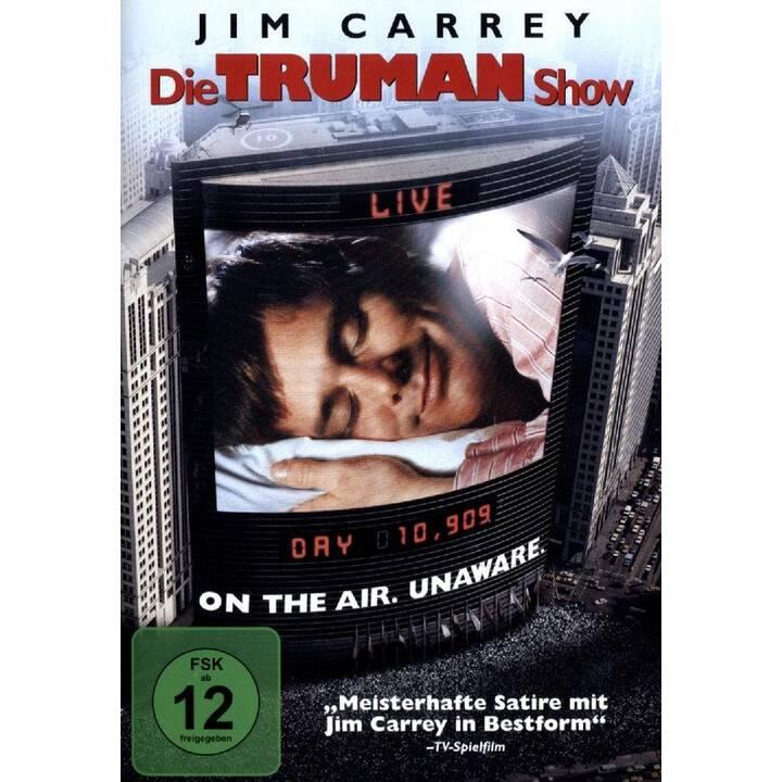 Die Truman Show (EN, HU, CS, PL, DE, EN, HU, PL, CS, DE)