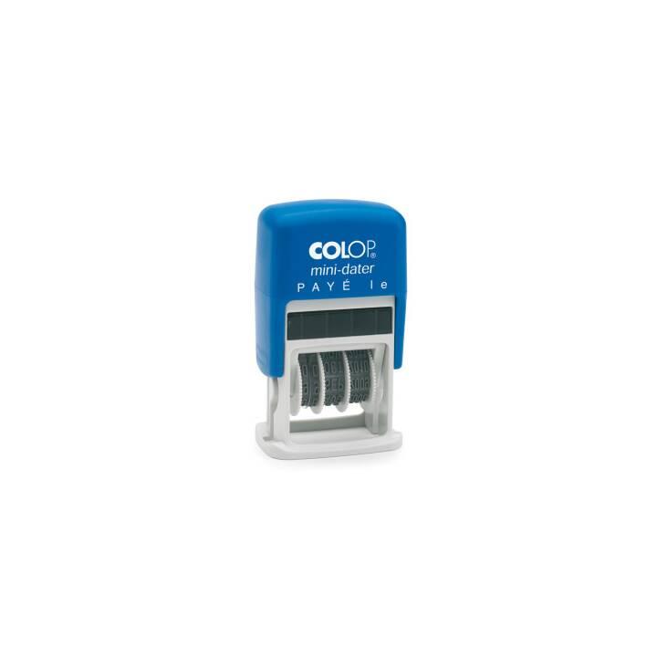 Timbro della data COLOP Paye le 4mm F