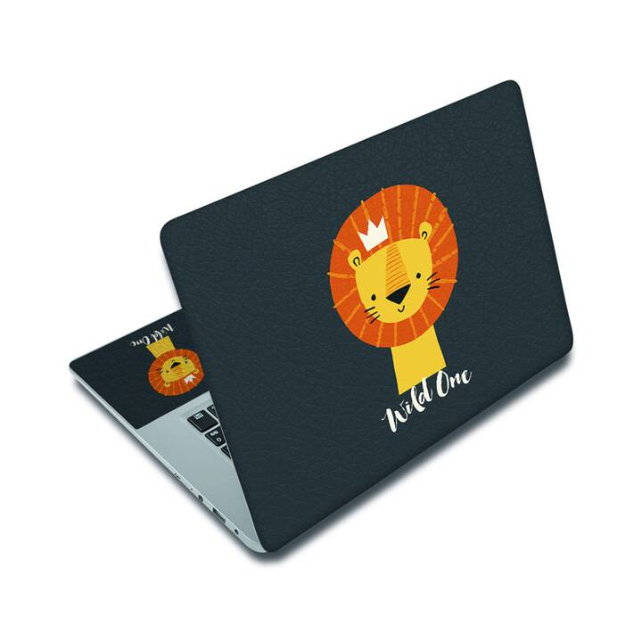 "EG adesivo per laptop 15"" - fumetto"