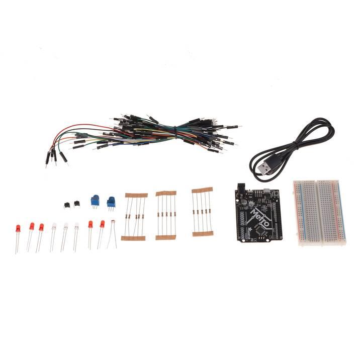 Arduino Budget Kit: Arduino Uno R3 Exper