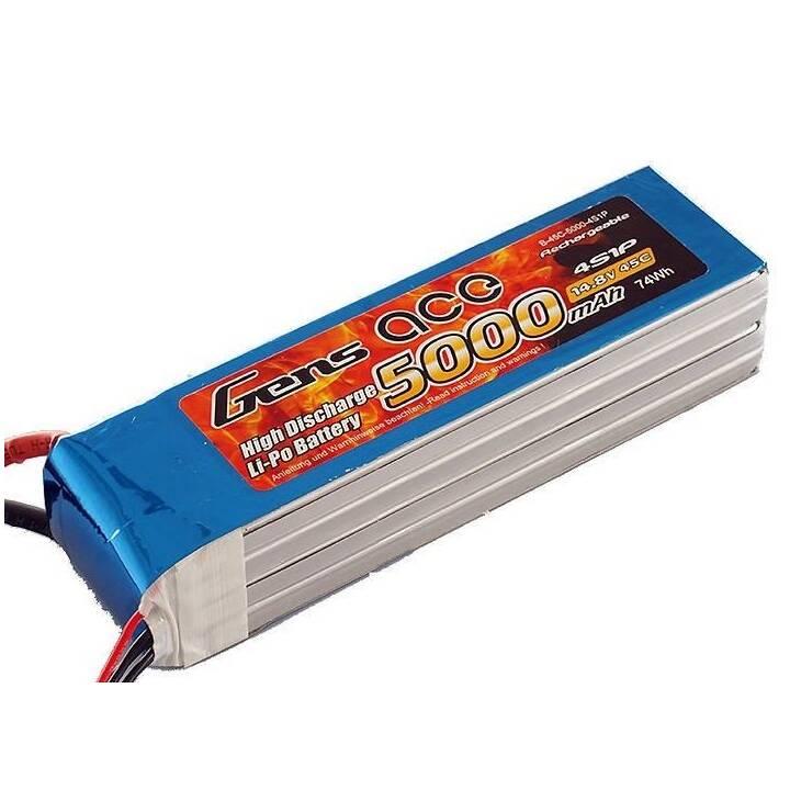 GENS Batterie ACE RC LiPo 5000 mAh