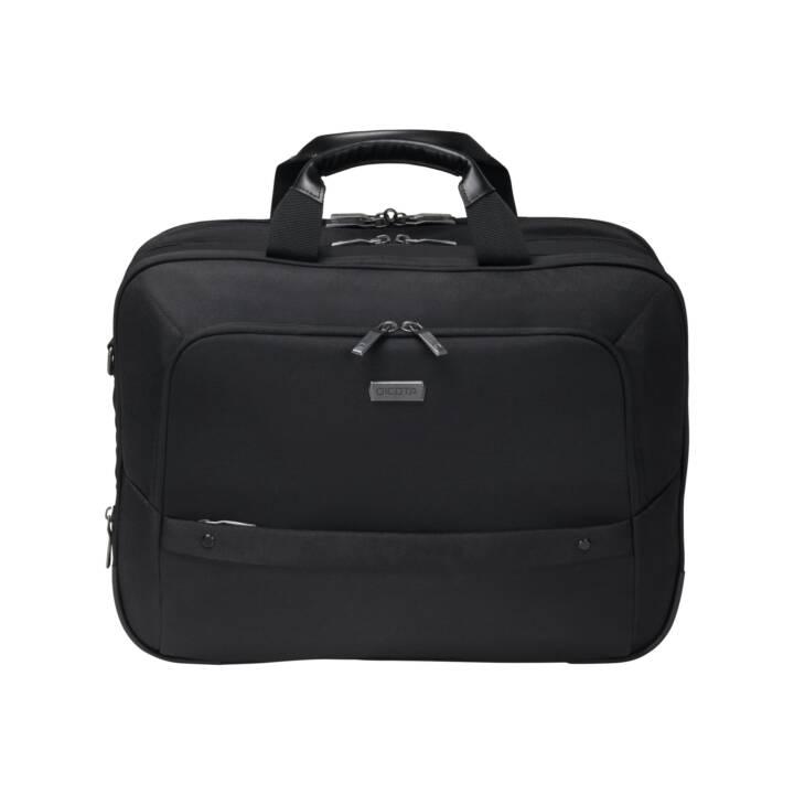 """Sacoche pour ordinateur portable DICOTA Eco Top Traveller Twin Select, 14""""-15.6"""" (14""""-15.6"""")"""