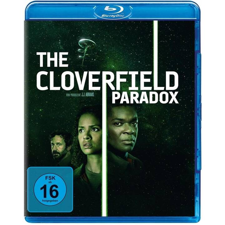 The Cloverfield Paradox (PL, ES, IT, PT, JA, DE, EN, FR)