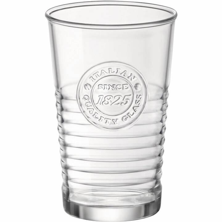 LIVIQUE Wasserglas Romantic (340 ml, 1 Stück)
