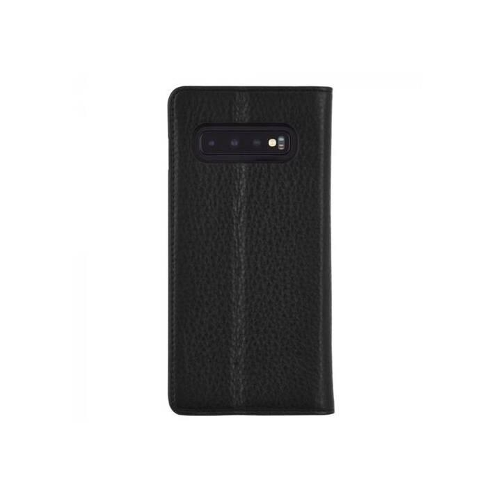 CASE-MATE Flipcover Wallet  (Galaxy S10, Schwarz)