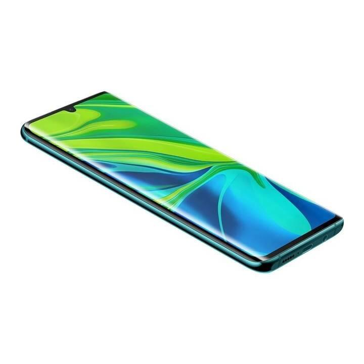 """XIAOMI Mi Note 10 (6.47"""", 128 GB, 108 MP, Aurora Green)"""