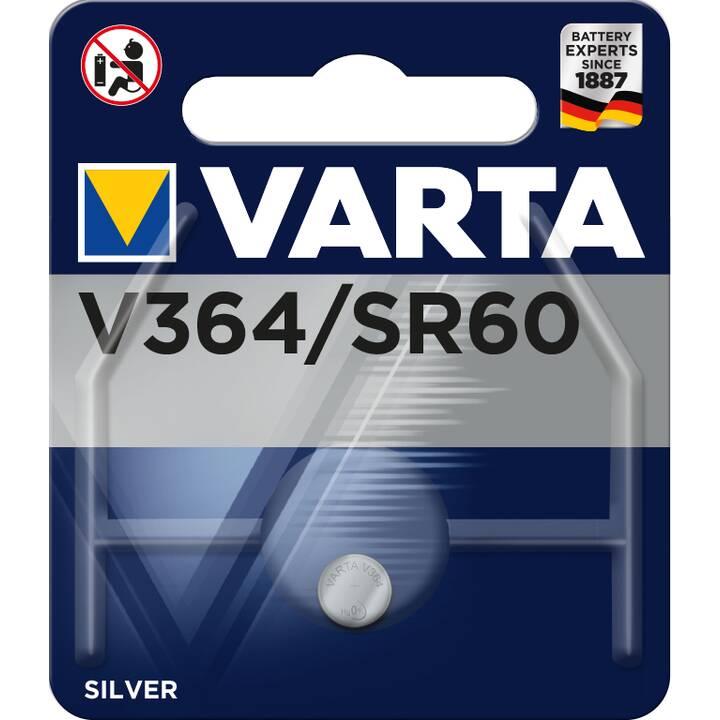 Batteria VARTA V364/SR60