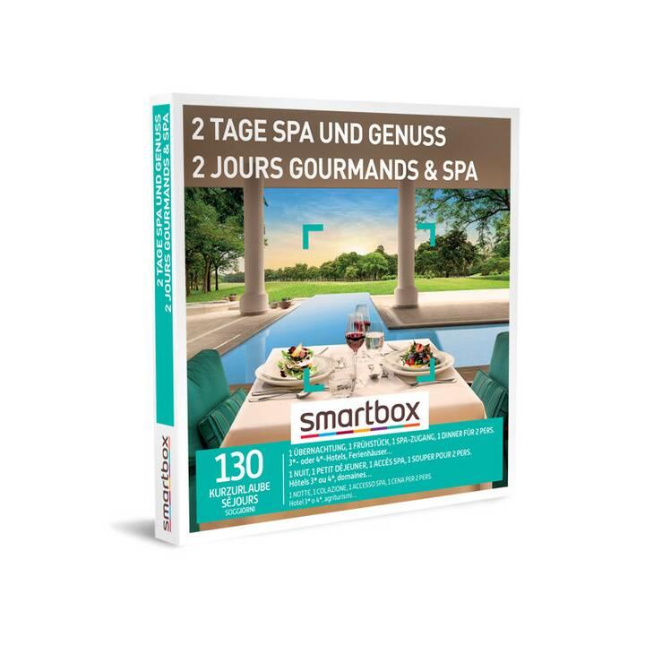 SMARTBOX 2 giorni gourmet & spa