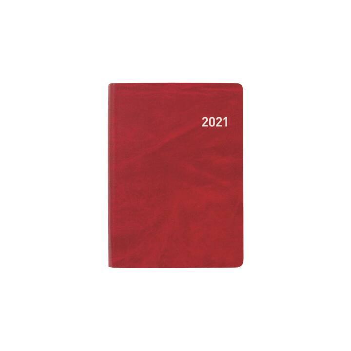 BIELLA Taschenagenda & -planer Memento (A6, 2021)