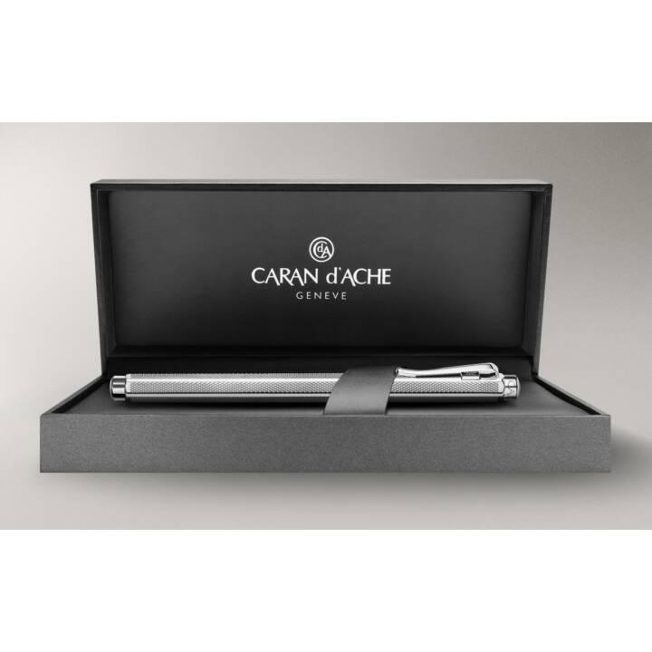 CARAN D'ACHE 890.487 Clip-on retractable ballpoint pen 1Stück(e) Kugelschreiber