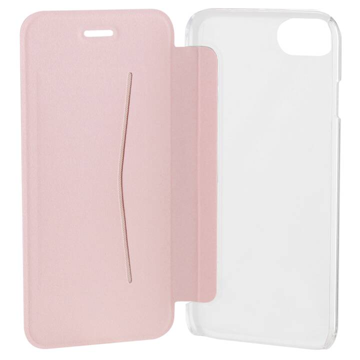 XQISIT Flap Cover Adour pour iPhone 7 & 8