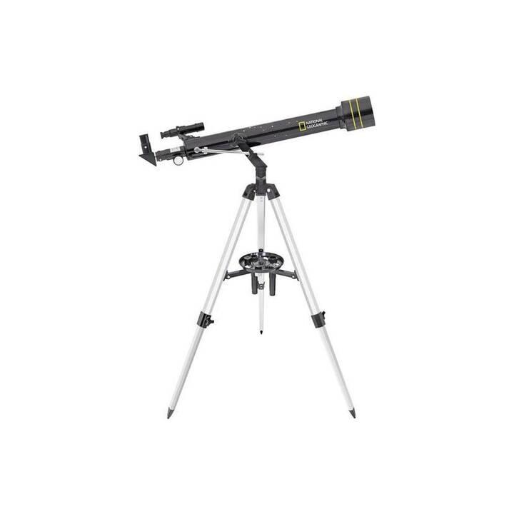 NATIONAL GEOGRAPHIC Teleskop 60/700 Refractor AZ Lentille télescopique (réfracteur)