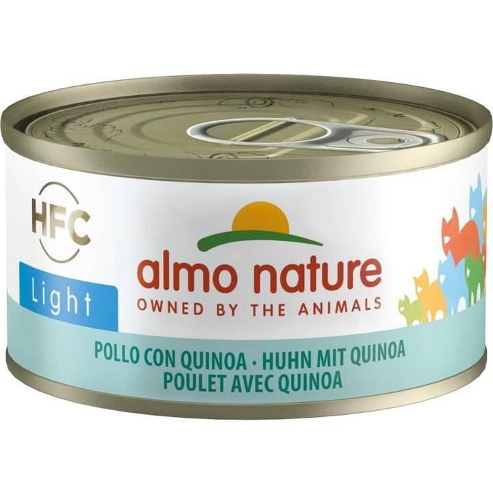 ALMO NATURE Nassfutter (Adult, 70 g, Quinoa, Huhn)