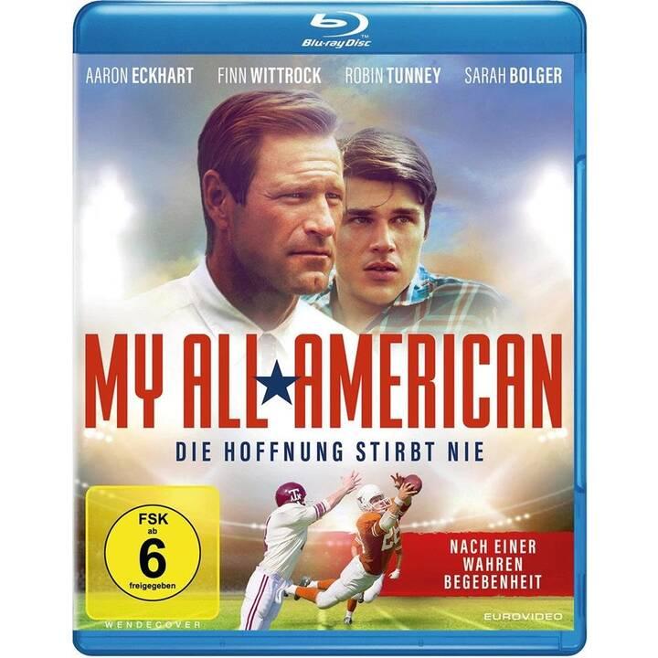 My All American (DE, EN)