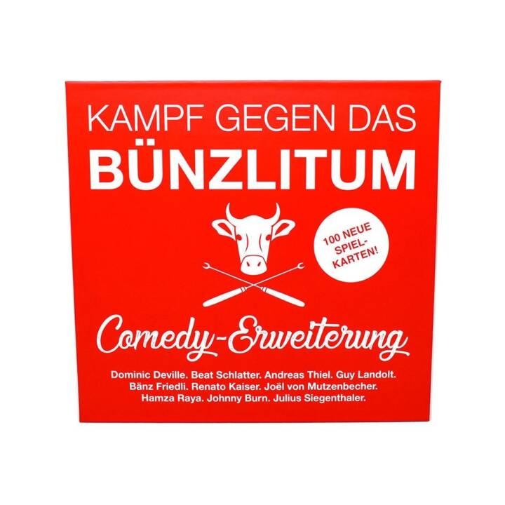 KAMPF GEGEN DAS BÜNZLITUM Comedy (Tedesco)