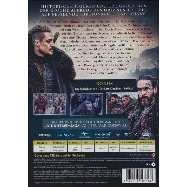 The Last Kingdom Staffel 3 (DE, EN)