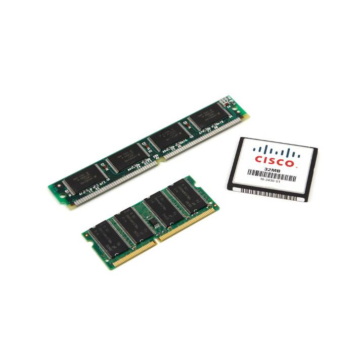 CISCO M-ASR1002X-4GB (2 x 2 GB, DRAM, DIMM)