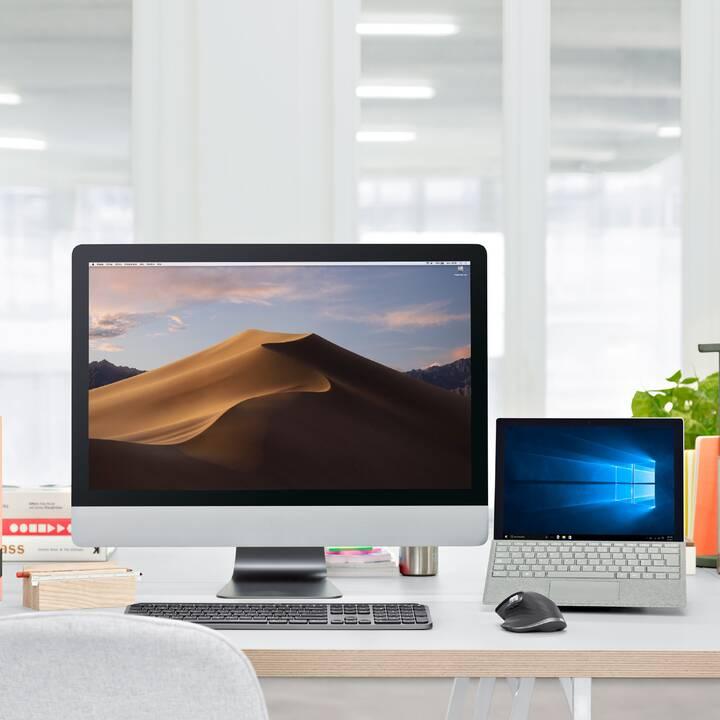 LOGITECH MX Master 3 Maus (Kabellos, Desktop)