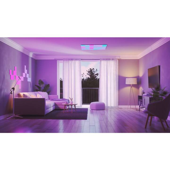 NANOLEAF LED Stimmunglicht Canvas Expansion Pack (Mehrfarbig)