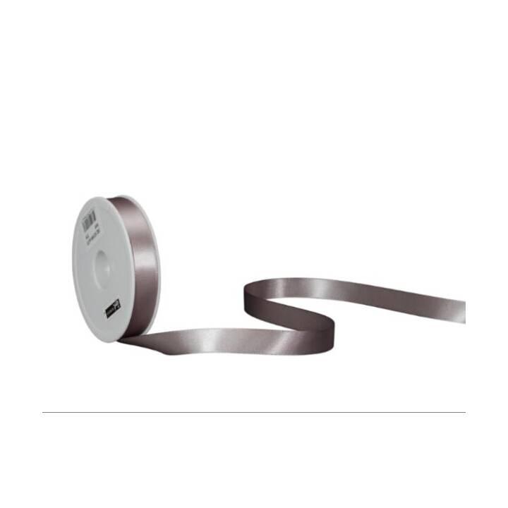 SPYK Nastri regalo (16 mm x 25 m, Argento, Unicolore)