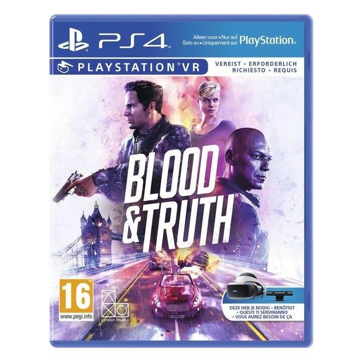 Blood & Truth (DE, FR, IT)